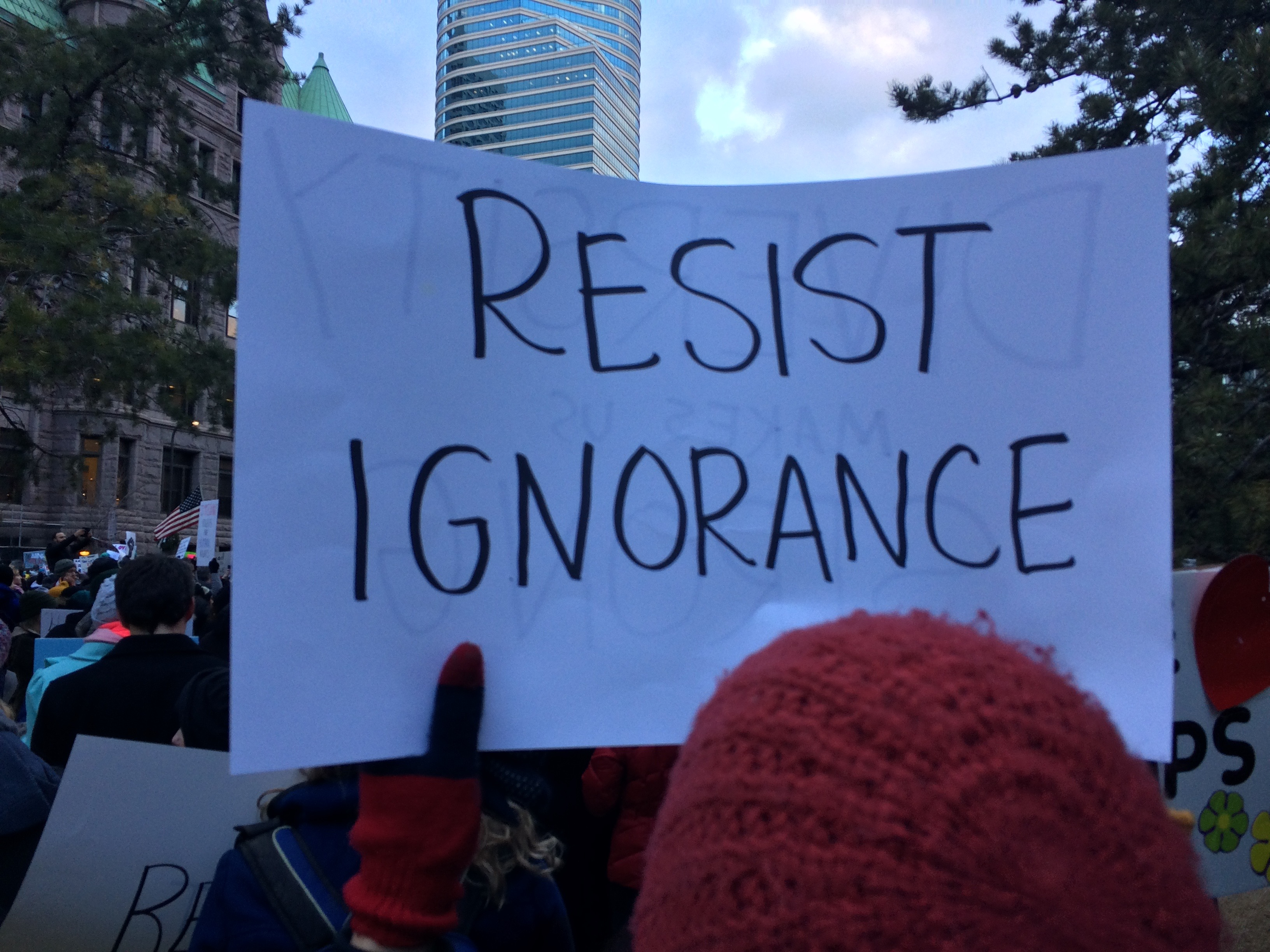Image result for resist ignorance