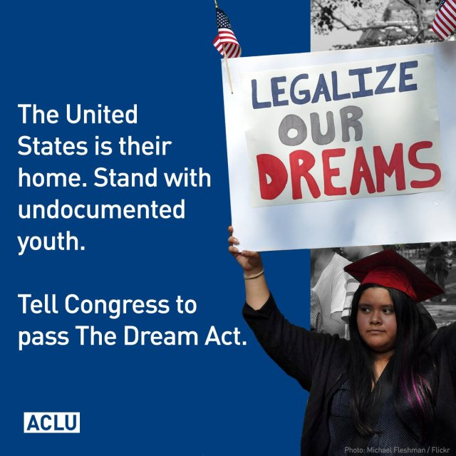 ACLU Dream Act