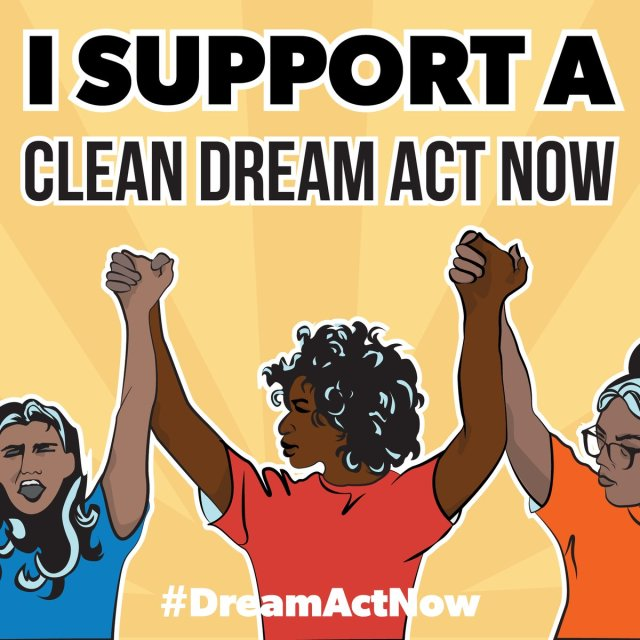 DREAM ACT NOW