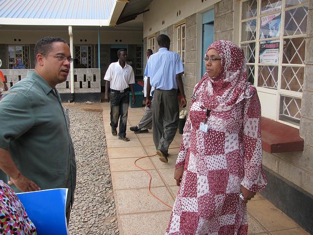 Ifo hospital in Dadaab