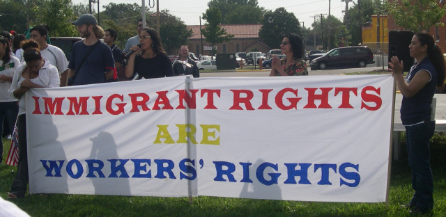 immigrant rights are worker rights 2006