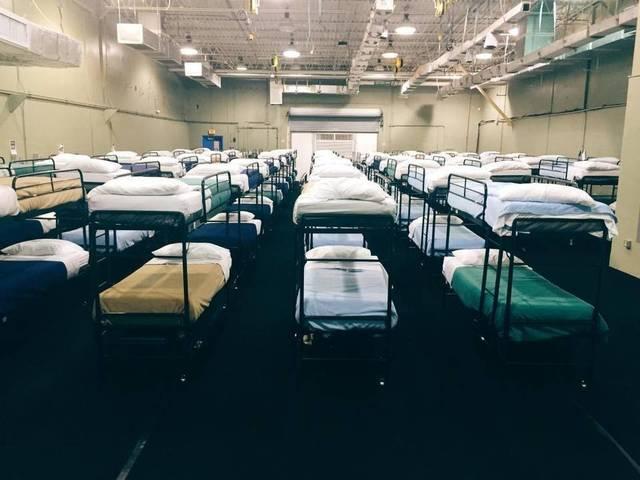 Homestead detention center