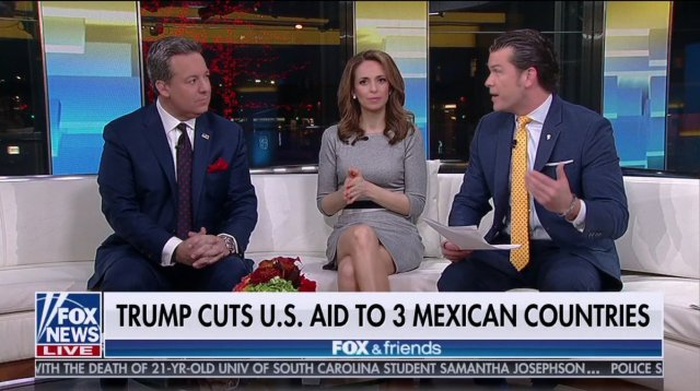 trump cuts aid to 3 Mexican countries